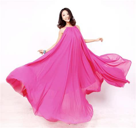 Pink Baby Shower Dress by Pink Wedding Dress Boho Maxi Dress