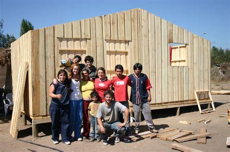 sala de clases quot un techo para chile quot - Un Techo Para Chile