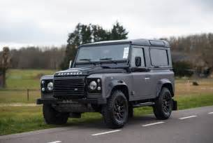 land rover defender 2016 2016 land rover defender 90 autobiography