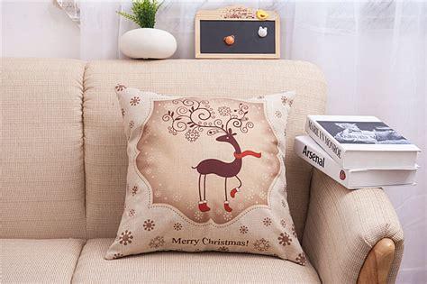 Pillow Covers Intl 8pcs mulricolor gifts pillowcase cotton linen