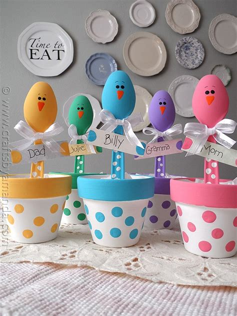 twelve easter crafts decorating ideas and diy