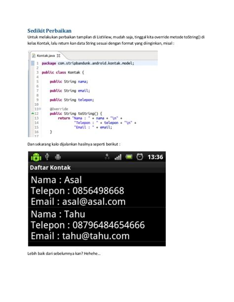 aplikasi membuat android canggih membuat aplikasi android sederhana