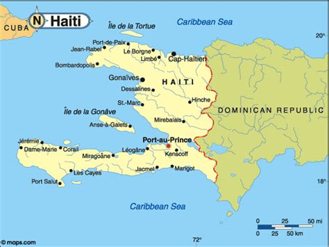 country of haiti map countrywatch elections central