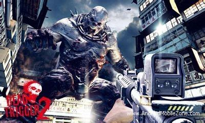 download game android dead trigger 2 mod apk data dead trigger 2 zombie shooter apk mod v1 3 0 android