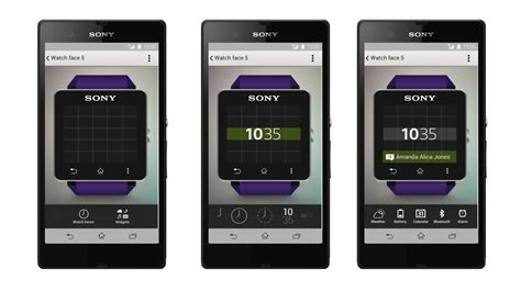 Sony Android Smartwatch 2 sony rolls out updates to smartwatch 2 platform