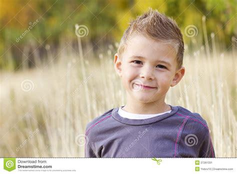 6 old boys beautiful smiling little boy portrait stock image image