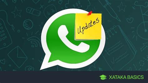 whatsapp basic tutorial c 243 mo actualizar whatsapp autom 225 ticamente a la 250 ltima