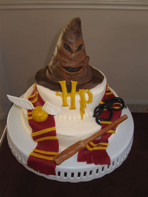 birthday cake harry potter cakes decoration ideas little birthday cakes
