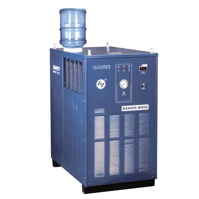 china hydrogen oxygen generators sanho 8000