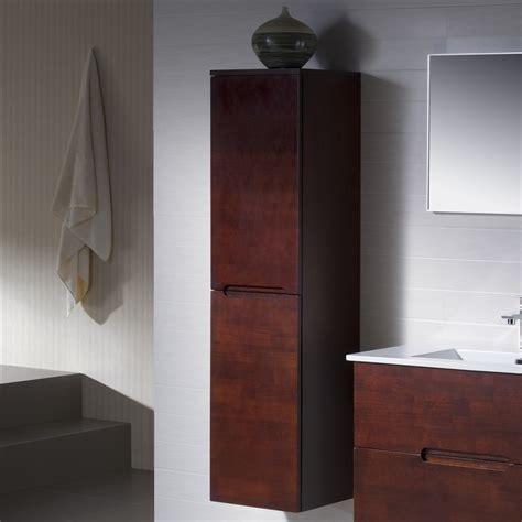 contemporary linen contemporary linen cabinet elton 14 modern bathroom