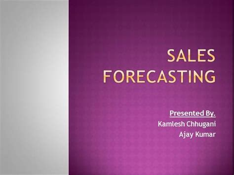Sales Forecast Template Powerpoint Briski Info Sales Forecast Template Powerpoint