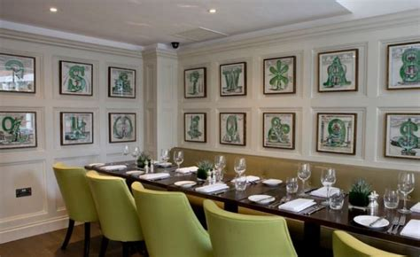 Chiswell Street Dining Rooms Review Designmynight | chiswell street dining rooms city of london london bar
