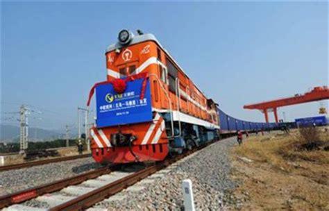 di commercio sigla cina madrid il primo treno merci completa il percorso