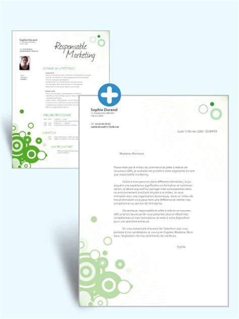 Lettre De Motivation Design Graphique Stage Mod 232 Le Cv Lettre De Motivation Responsable Marketing