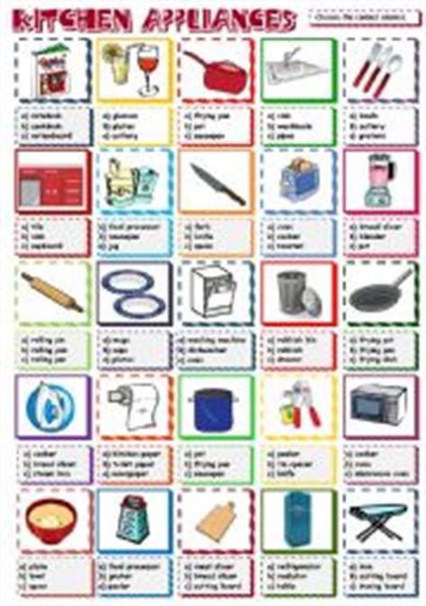 Kitchen Appliances Names Kitchen Appliances Choice B W Included