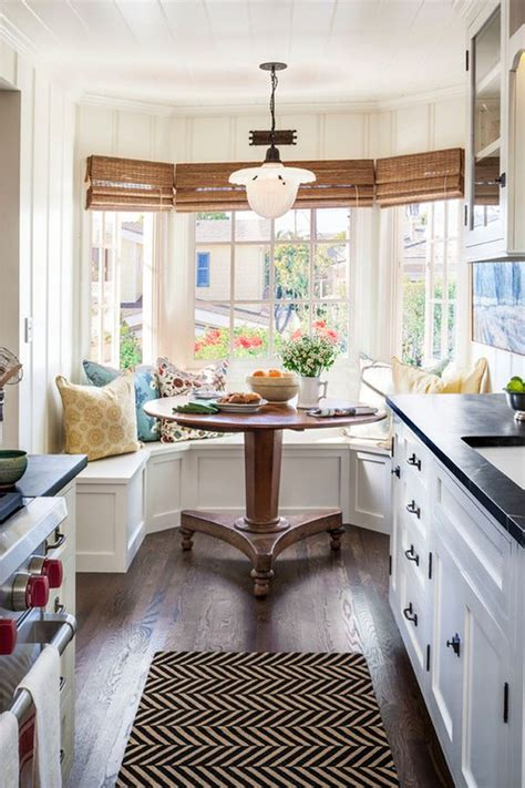small kitchen nook ideas 40 sensational kitchen nooks for small kitchens