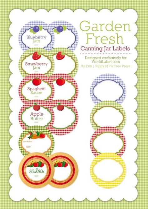 free printable jar labels for home canning jar labels canning jar labels sprucing up the ball jars that we are