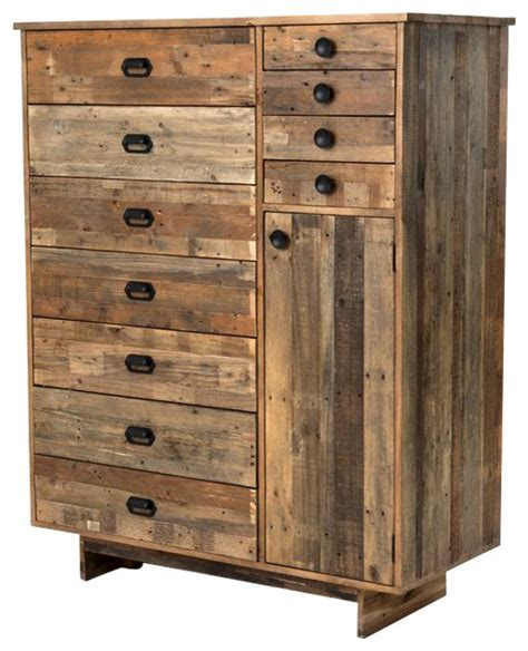 How To Make A Wooden Dresser by Angora Reclaimed Wood Armoire Rustic Dressers