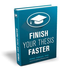 finish thesis finish your thesis get a phd and finish your thesis 12