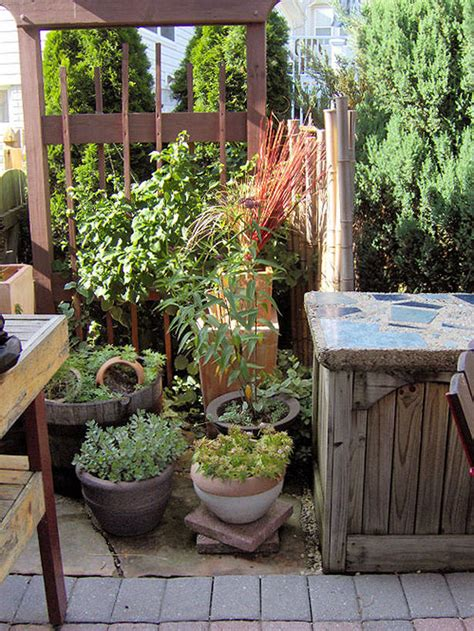 patio garden containers plants patios image search results