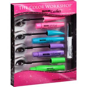 the color workshop mascara the color workshop mascara set walmart