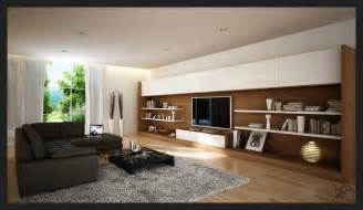 Modern Living Room Design by Modern Living Rooms