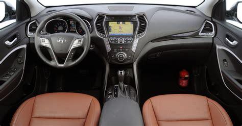 2015 Hyundai Santa Fe Interior Interior De Hyundai Santa Fe 2015