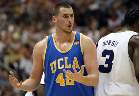 haircuts ucla kevin love in ncaa basketball tournament final four