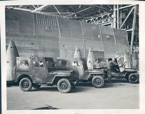 japanese military jeep 1946 showa japan army air base photo on ebay ewillys