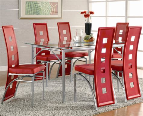 Cool Dining Room Chairs Unique Dining Room Decorating Ideas Light Of Dining Room