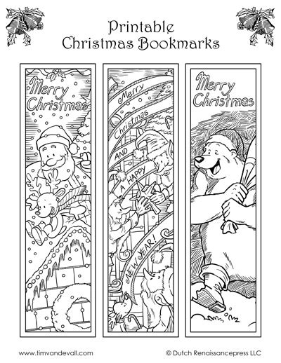 printable welcome bookmarks christmas bookmarks a fun printable christmas craft for kids