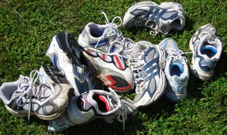 athletic shoe recycling recycling running shoes kroeker writing coach