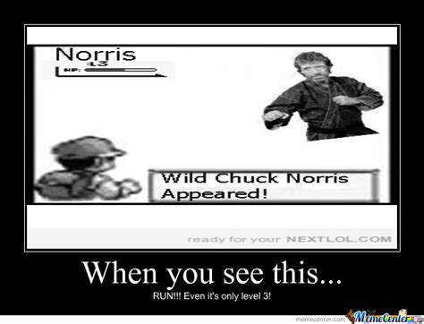 Chuck Norris Pokemon Memes - chuck norris pokemon by jarl of winterhold meme center