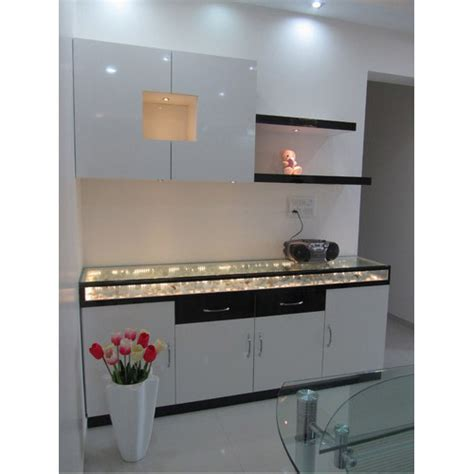 Modern Designer Kitchens by Crockery Unit Modern Crockery Unit Manufacturer From Thane