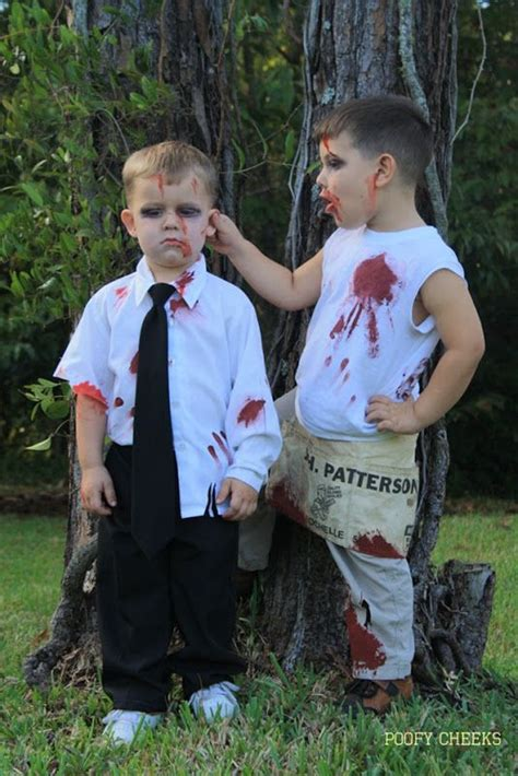 tutorial zombie costume pinterest the world s catalog of ideas