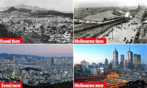 london  tokyo   cities shown  incredible aerial images    years daily