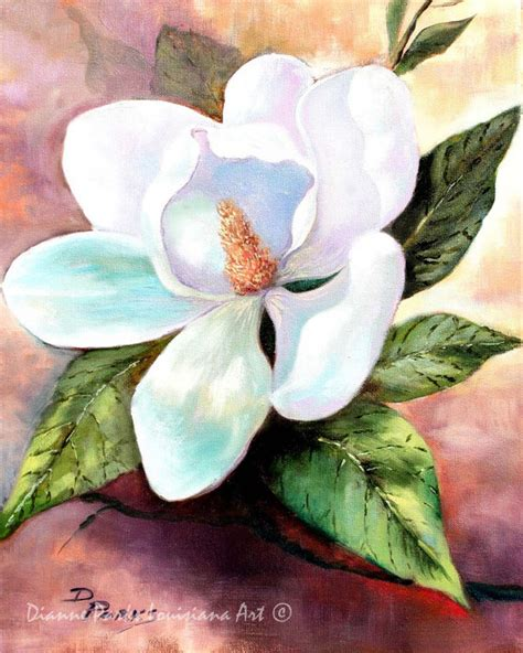 watercolor tattoos new orleans magnolia blooms free shipping magnolia grandiflora