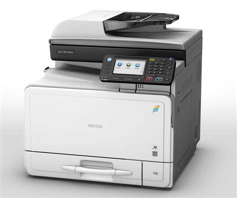 mp an ricoh aficio mp c305spf copiers direct