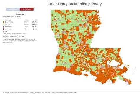 louisiana election map louisiana electoral map 28 images louisiana