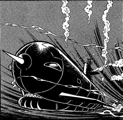 submarine mazinger wiki