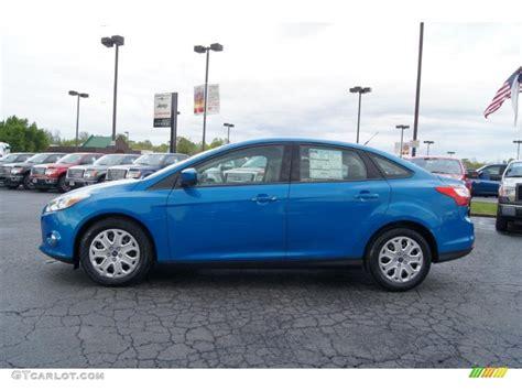 ford focus blue blue metallic ford focus