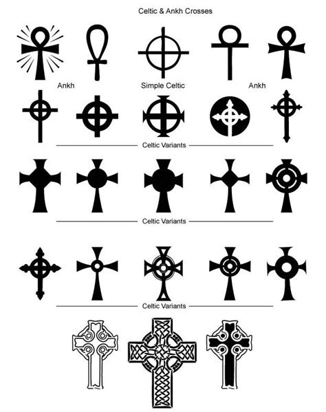 irish celtic cross tattoos meaning celtic crosses ireland s day