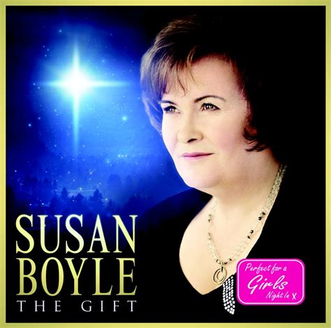 susan boyle the gift the christmas themed grammy