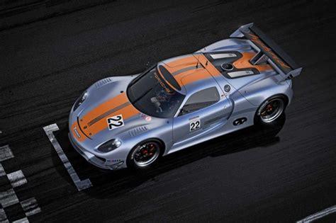 Porsche M Nchen Karriere by Detroit 2011 Porsche 918 Rsr Hybrid Die Konzeptstudie