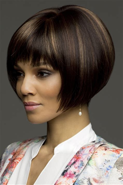 large bobos hairstyle pics 2015new women synthetic hair none lace wigs natural wigs