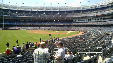 section 334 yankee stadium section 131 new york yankees rateyourseats com
