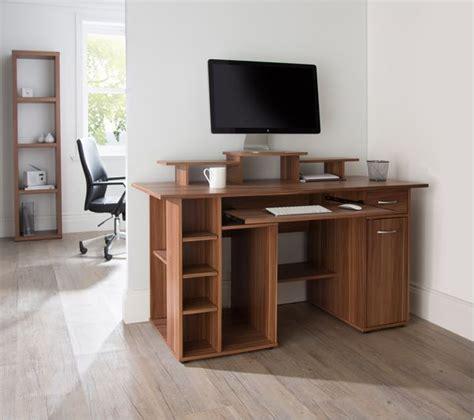 alphason san diego desk walnut deals pc world