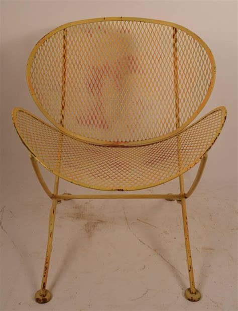 tempestini for salterini clamshell chair at 1stdibs