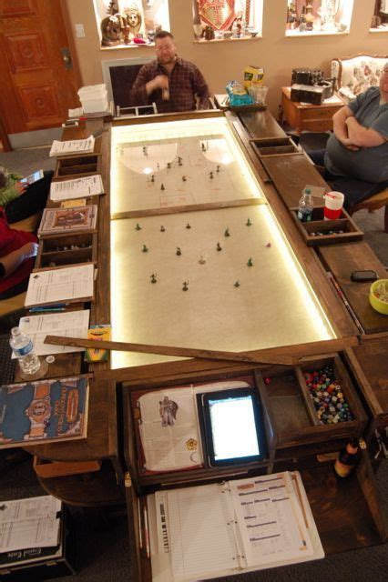 27 Best Role Playing Game Tables Images On Pinterest Rpg Gaming Table
