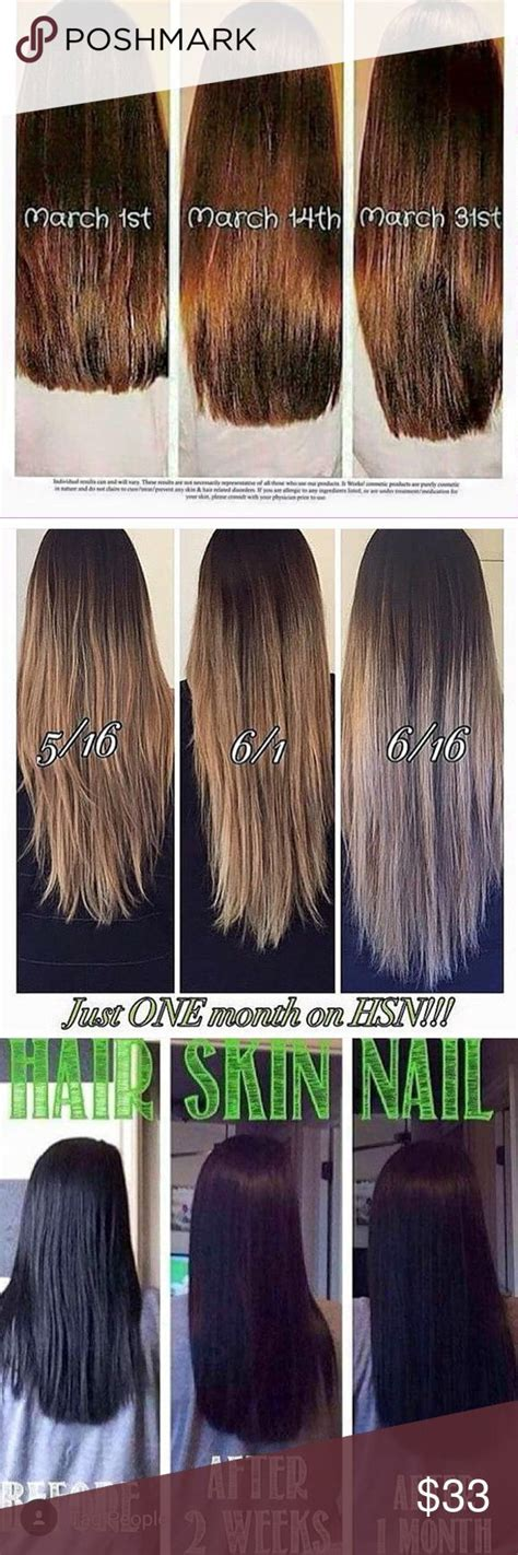 biotin three month hair growth biotin before and after one month www imgkid com the